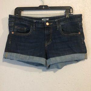 Size 15 mossimo jean denim shorts